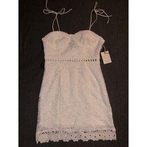 White dress from Forever 21